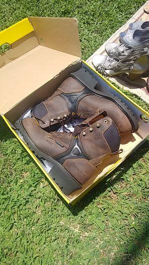 Carolina work boots for Sale in Norfolk, VA