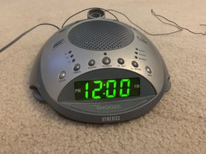 Homedics sounds machine and alarm clock radio for Sale in Jamestown, NC