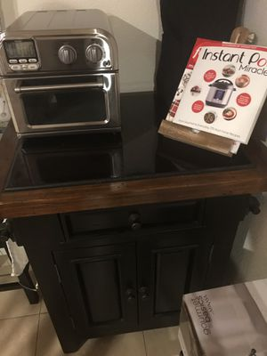 Square kitchen island for Sale in San Leandro, CA
