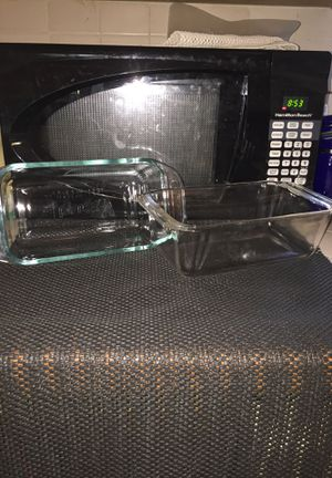 Pyrex glass loaf pans for Sale in Fresno, CA