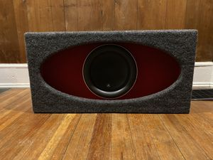 "12"" w7 in JL box for Sale in Dedham, MA"