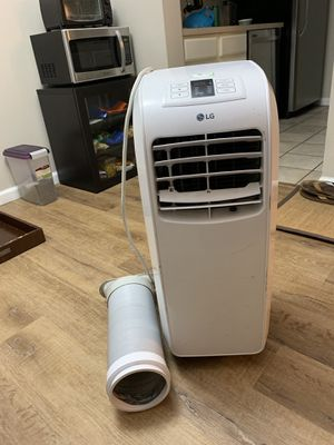 LG 8000btu portable AC unit! PERFECT CONDITION! for Sale in Boulder, CO