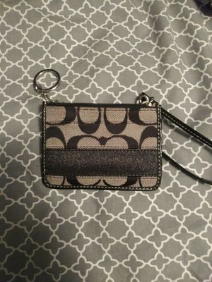 New coach id/change purse for Sale in Woodbridge, VA