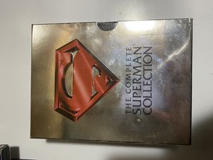 The Complete Superman Collection DVDS for Sale in Taylor, MI