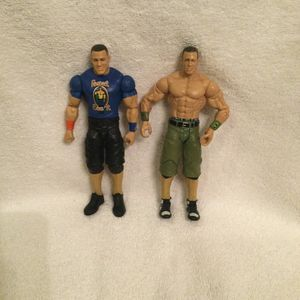WWE John Cena Action Figures. for Sale in Clermont, FL