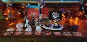 Disney Infinity Wii U Bundle for Sale in Fort Worth, TX