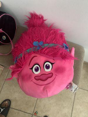 Giant Troll Trolls Pillow Toy Dreamworks for Sale in Lake Worth, FL