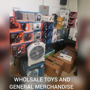 WHOLESALE MERCHANDISE NEW for Sale in Ontario, CA