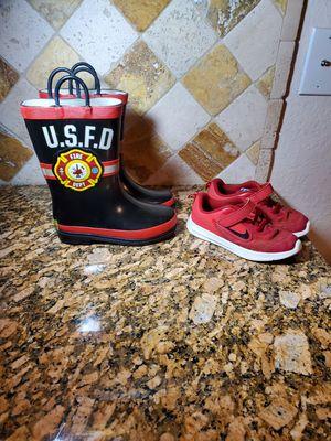 Rain boots for kids for Sale in Miami, FL