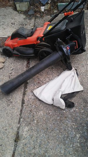 Leaf blower/ vacuum for Sale in Philadelphia, PA