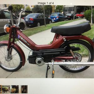 1978 Puch Maxi Luxe for Sale in Beverly Hills, CA
