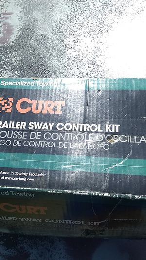 Trailer sway control kit for Sale in Indianapolis, IN