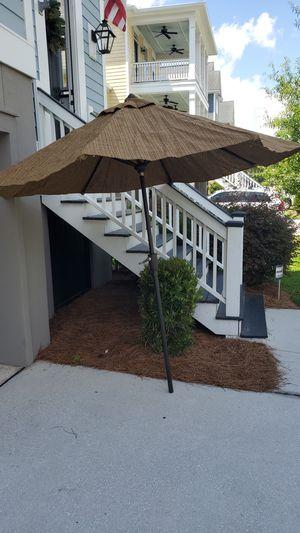 Like new umbrella for sale for Sale in Charleston, SC
