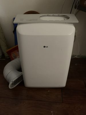 LG portable air conditioner for Sale in Hayward, CA