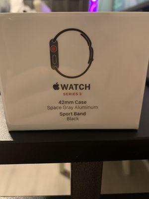 Brand New 3 Series Apple Watch for Sale in Largo, FL