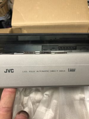 JVC LE-5 Linear Turntable for Sale in Staten Island, NY