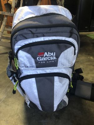 Fishing Backpack + gear for Sale in Tracy, CA