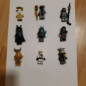 Lego Ninjago Characters for Sale in Fort Lauderdale, FL