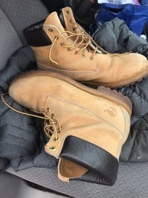 Timberland Boots size 14M perfect working boot with perfect soles for Sale in Philadelphia, PA