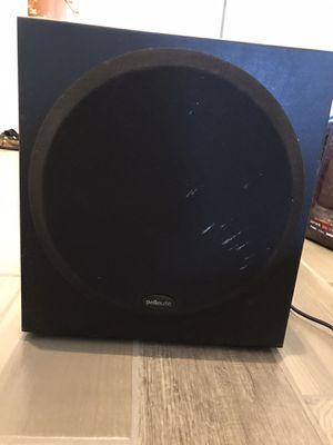 Polk Audio Subwoofer PSW202 for Sale in Chandler, AZ