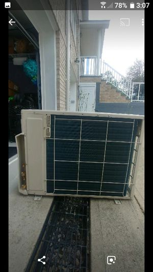 Outside condenser AC and heat for Sale in Staten Island, NY