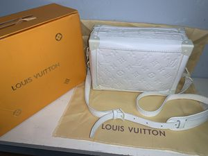 LOUIS VUITTON x VIRGIL ABLOH SOFT TRUNK BAG 2019 for Sale in San Marcos, TX