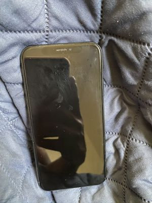 iPhone X AT&T for Sale in Baltimore, MD