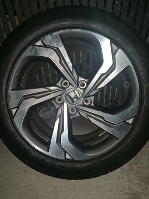 Four 2018 Honda Accord rims for Sale in Brooklyn, NY