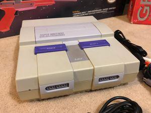 Super Nintendo Video Game System for Sale in Nokesville, VA