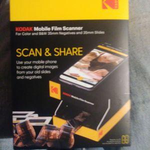 Kodak Mobile Film Scanner for Sale in Bellevue, WA
