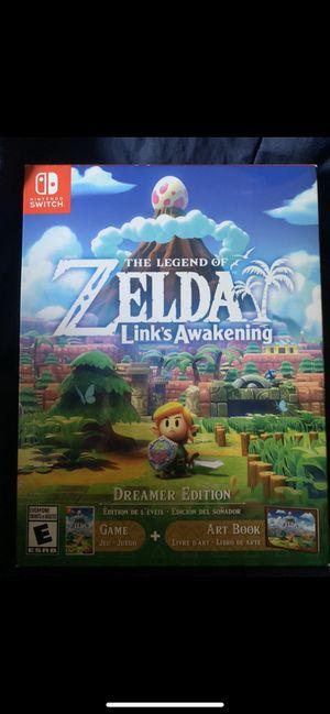 The Legend of Zelda: Link's Awakening Dreamer edition for Sale in Long Beach, CA