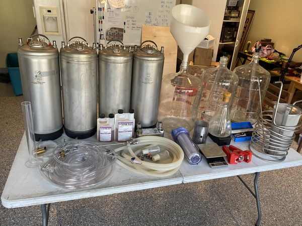 Entire Brewing System For Sale