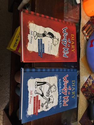 Diary of a Wimpy Kid and Big Nate Books UT3• for Sale in Hayward, CA