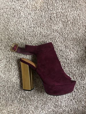 Charlotte Russe high heels for Sale in Raleigh, NC