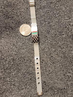 Silver Colored Designer Bracelet for Sale in Troy, MI