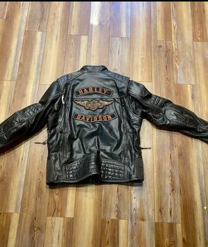 Harley Davidson leather jacket size Xlarge! for Sale in New York, NY