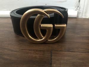 Gucci belt for Sale in St. Petersburg, FL