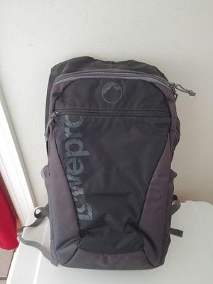 Lowepro hatchback camera backpack for Sale in Scottsdale, AZ