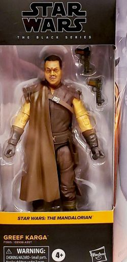 Greef Karga Mandalorian Star Wars Black Series for Sale in Houston,  TX