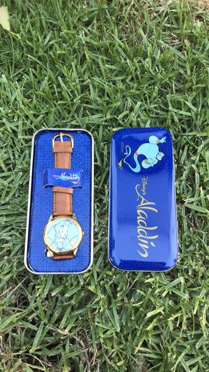 Disney's Aladdin Watch for Sale in Ontario, CA