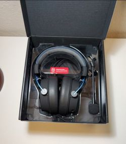 HyperX Cloud Alpha S - PC Gaming Headset, 7.1 Surround Sound for Sale in Pompano Beach, FL