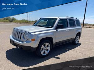 2011 Jeep Patriot for Sale in Maricopa, AZ