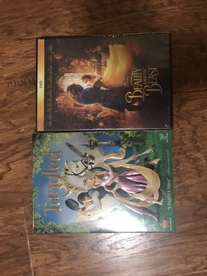 Tangled and Beauty and the Beast for Sale in Berea, KY