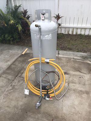 100 lb propane tank for Sale in Palm Bay, FL