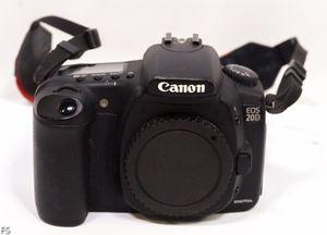 Canon EOS 20D Digital SLR Camera Body with Strap for Sale in Coronado, CA
