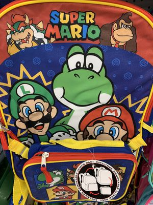 Super Mario backpack for Sale in Torrance, CA