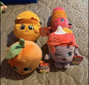 Shopkins Stuffed Animals for Sale in St. Petersburg, FL