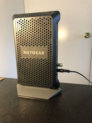 Netgear CM600 Modem for Sale in Cerritos, CA