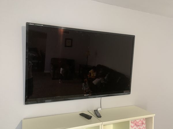 Sharp Aquas tv