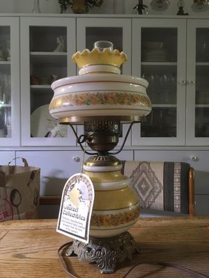 Quoisel lamp for Sale in Chandler, AZ